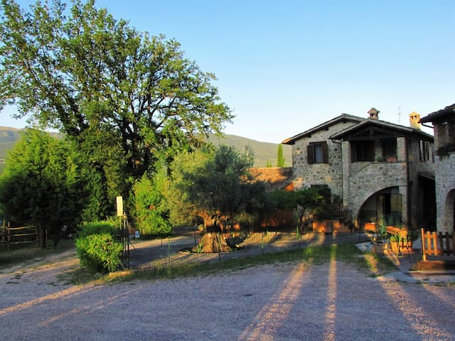 Casale indipendente Umbria - Massa Martana - Appartement