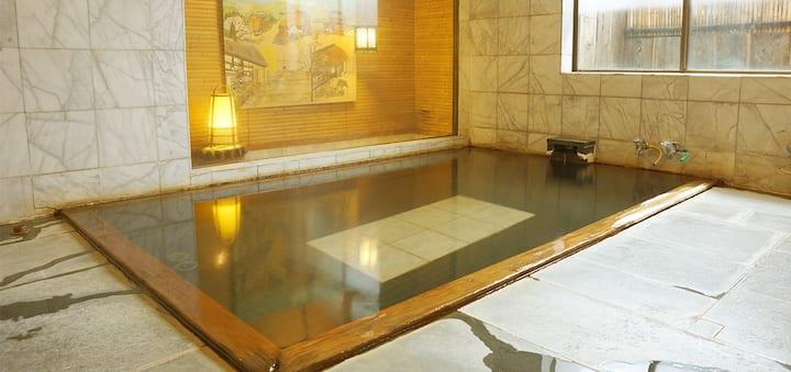 【Shimaya】Private bath and breakfast.