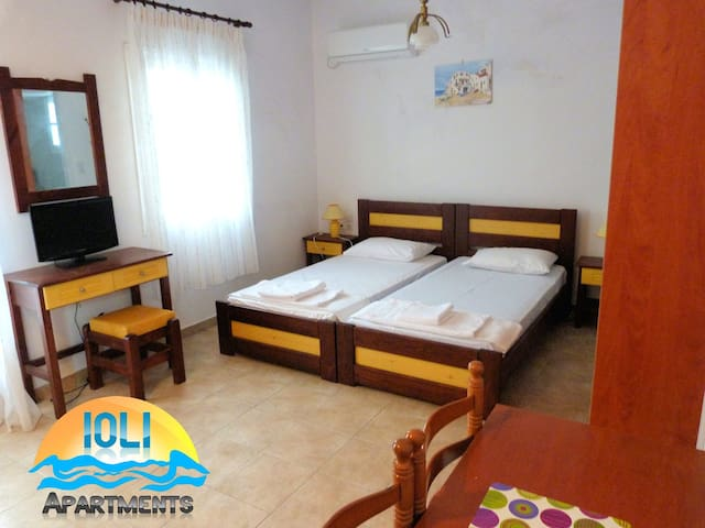 Ioli-Apartment No.1 - Sikinos