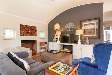 Country-style city living - Johannesburg - Ev