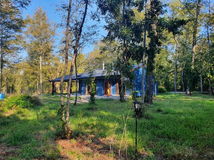 Casa bosque los calabozos