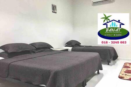 BANAT Family Roomstay Arau