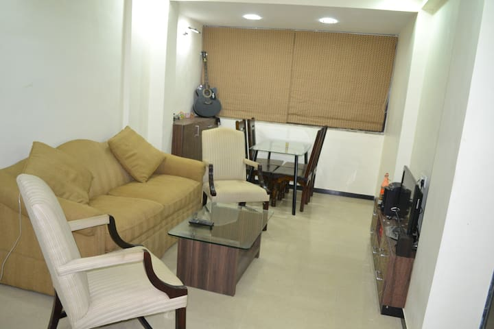 Fully Furnished Luxury Apartment Near Dona Paula - caranzalem - Apartemen