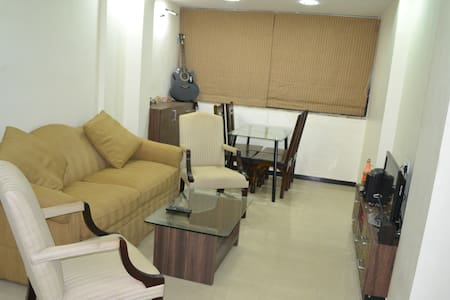 Fully Furnished Luxury Apartment Near Dona Paula - caranzalem - อพาร์ทเมนท์