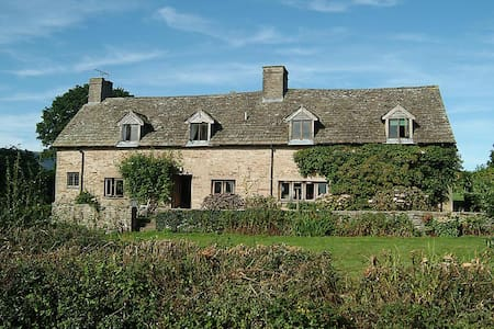 Middle Trewern Farmhouse, Longtown, Hereford - Longtown - Bed & Breakfast