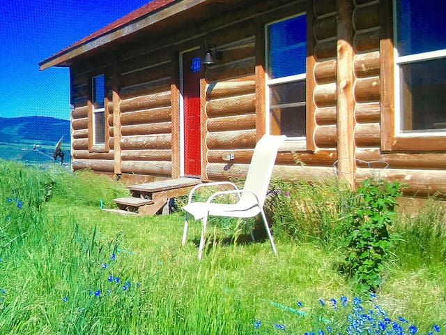 Mountain Vista Cabin Escape