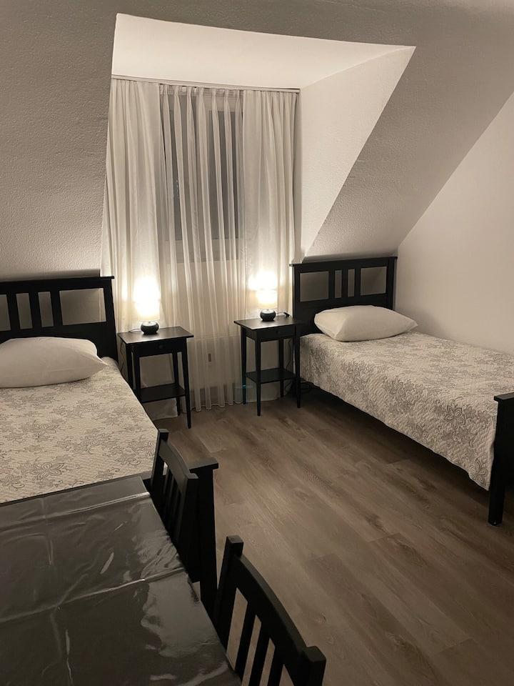 1-Zimmer-Appartement in Düsseldorf
