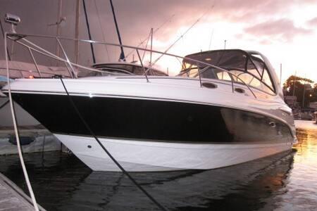 Bateau 27 pieds Marina Baie Mahault - Baie mahault - Boot