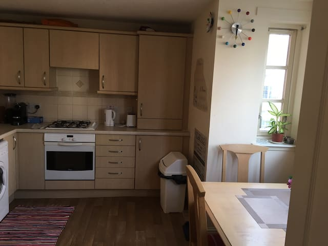 Double bedroom 20 min from the City Center