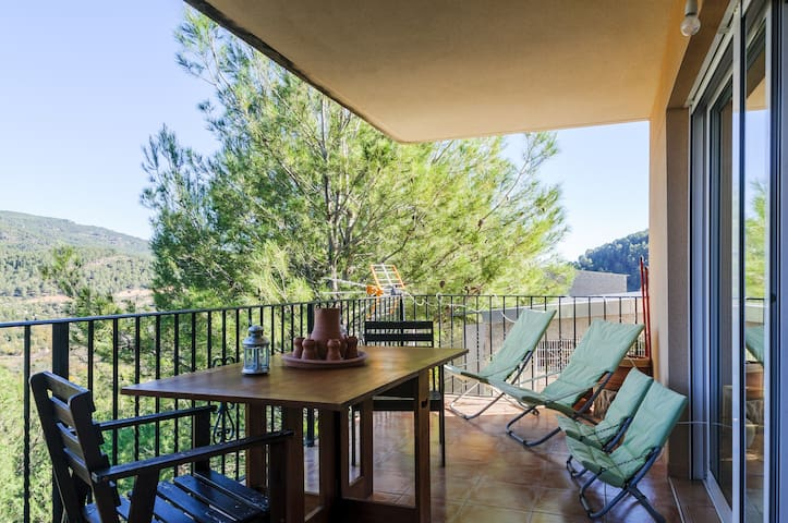 Apartamento Rural en Cirat - Cirat - Lejlighed
