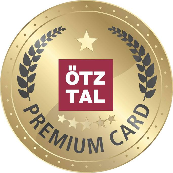 im Sommer (Juni bis Oktober) inkl. Ötztal Premium Card