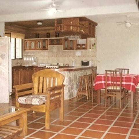 Casas vacacionales La Copaiba