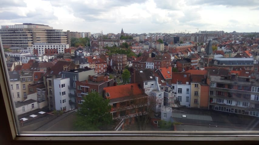 Nice room for nice people - Bruxelles - Appartement