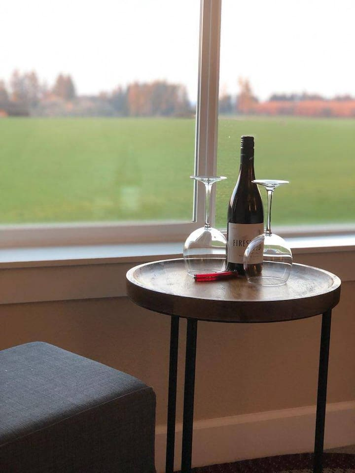 Local vino - relax and enjoy the view!