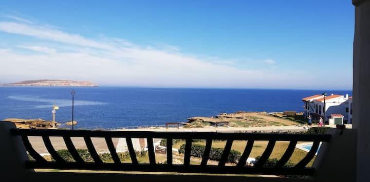 Descubre el mar! Apartamento con increibles vistas