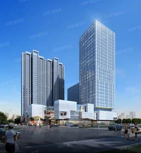 武汉市青山区众园广场吾行里高档公寓房