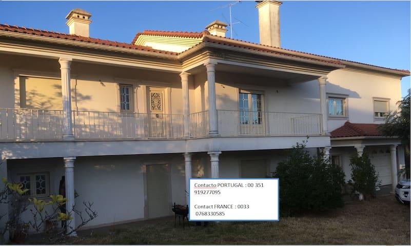 Maison Campagne 5 chambres - Santarém - Hus