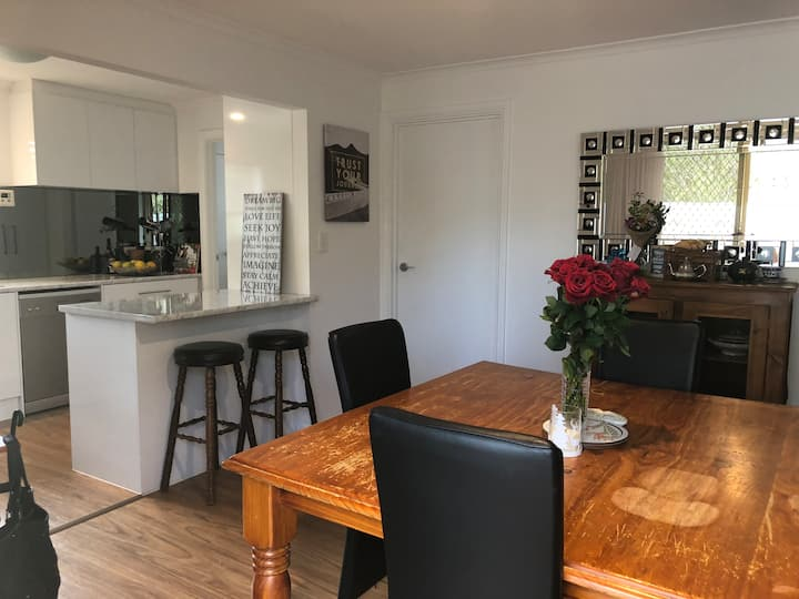 Fully Renovated 3 bedroom house - Entire place!