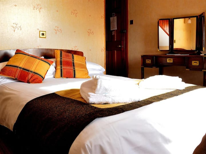 Double Room at the Crown Hotel