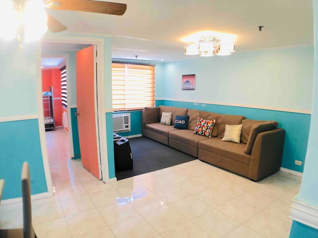 Best Value: Condo For 10+ Pax In Timog Quezon City