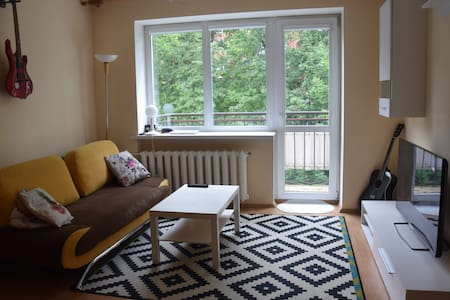 Privat room in cozy apartament - Byt