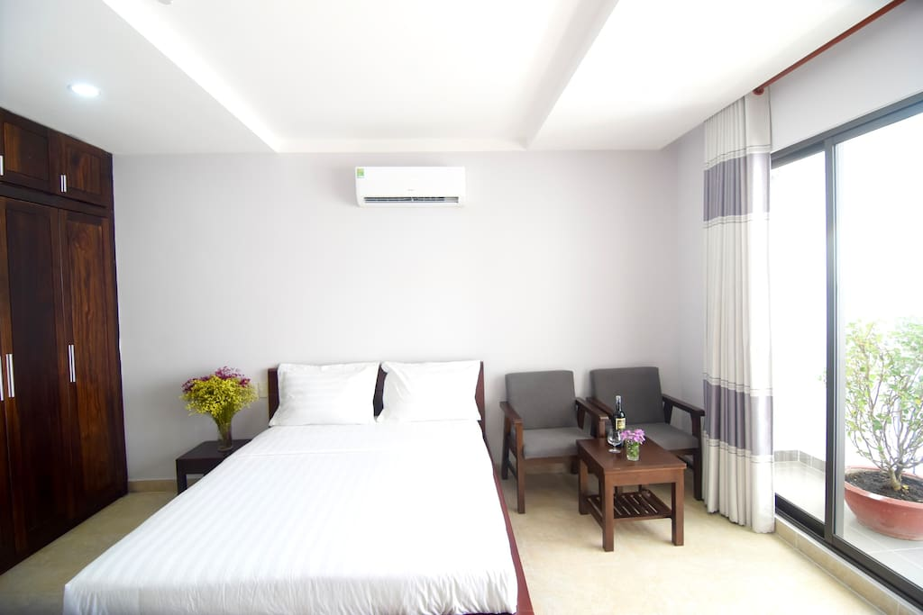 Apartment For Rent In Tan Binh District