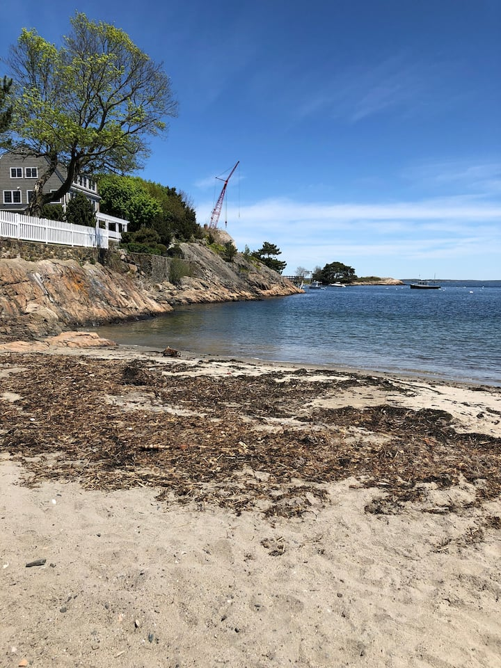 Gashouse Beach, Little Harbor