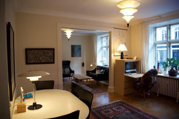 A perfect location in Copenhagen Inner City