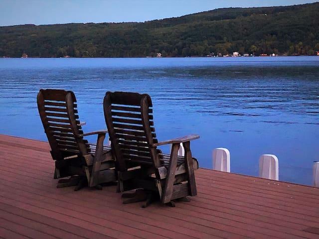The Cottage on Keuka Lake