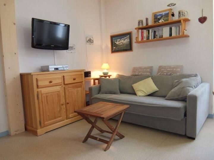 Appartement 5 personnes, résidence Hélios
