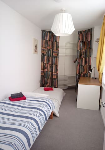 Room 2- 2 single bed