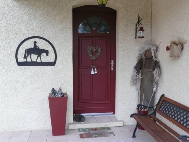 Bienvenue dans mon sweet home
