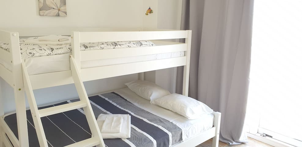 Bedroom 2, ideal for children