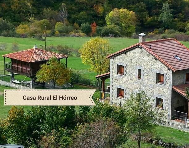 Casa Rural El Hórreo (Casa)