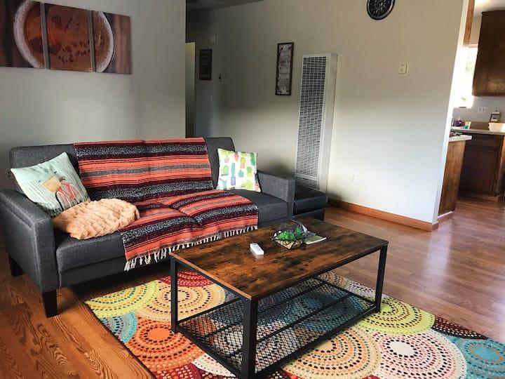 Breath. Relax. Unwind @ Our Cozy Getaway House