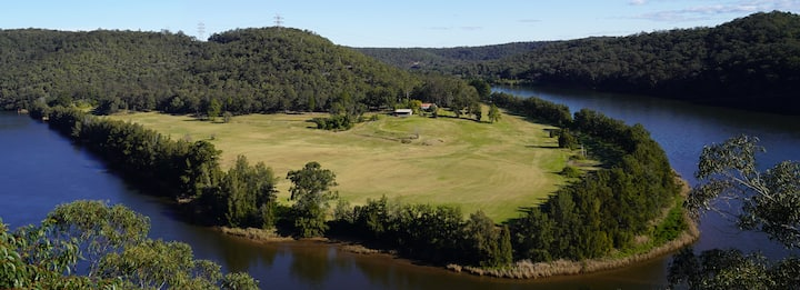 75 Acre Riverfront Homestead, Hawkesbury