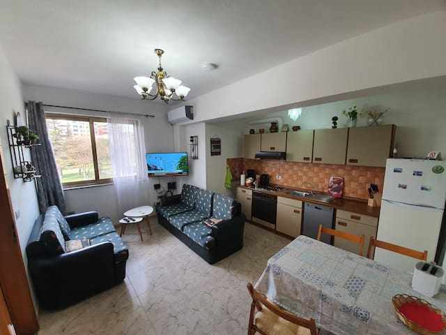 Central & Cozy Apartment in the Heart of the City