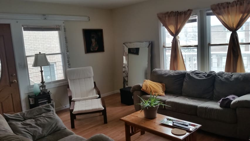 Bdrm in Lovely House Share 5 min to GW bridge