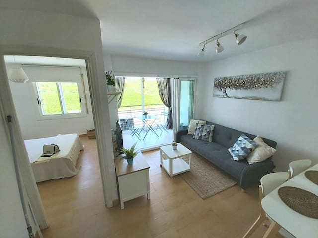 Apartment 200 meters from the beach