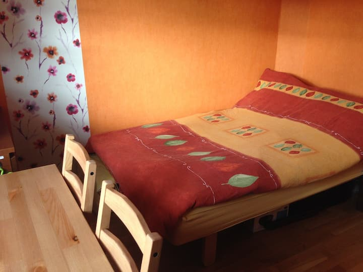 Chambre dans une maison à 15 mn de Jaude