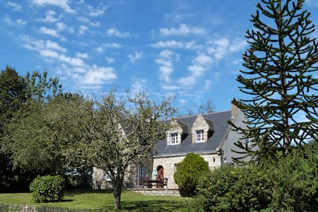 Apple Orchard - A rural villa in central Brittany - Melrand - Villa