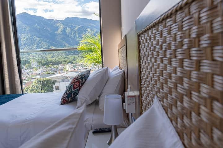 Vive Ibagué al máximo | Habitación Twin FR Hotel