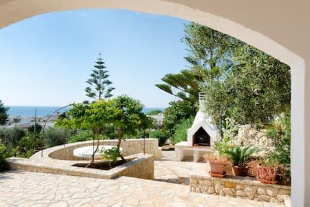 Salento appartamentino con piscina a 300m dal mare - Pescoluse - Wohnung