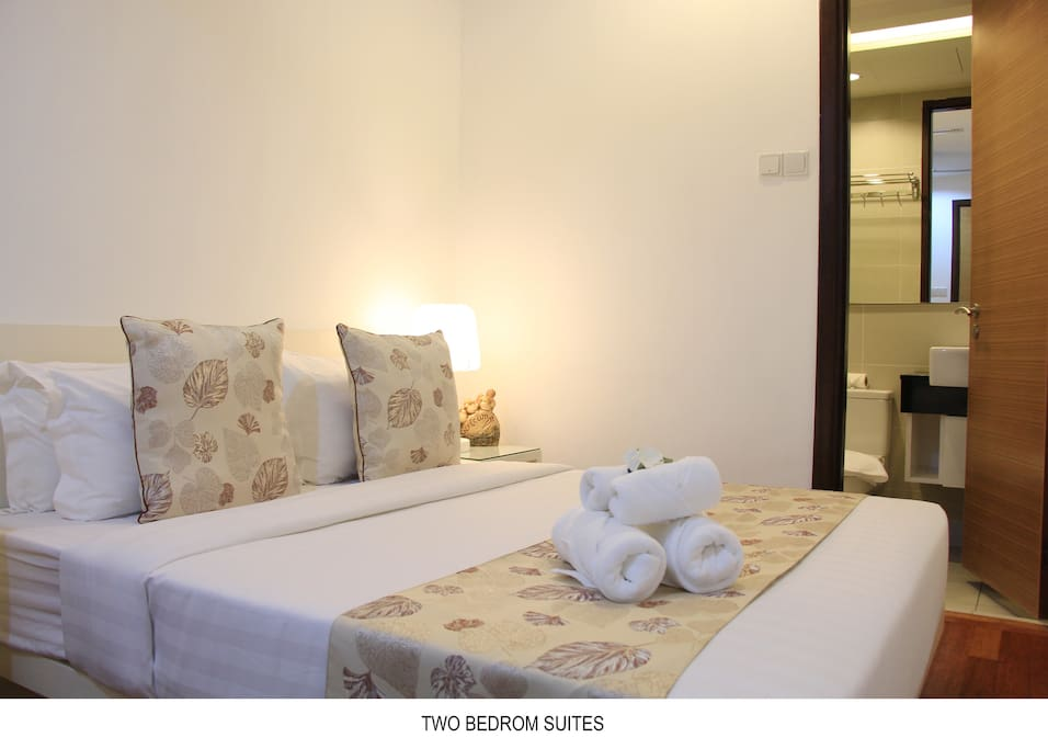 Casa Residency By E My Room-2Bedroom Apartment2 Master Bedroom