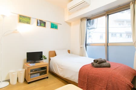 Open sale!5min to Metro & Close to TOKYO STATION#6 - Chuo - Daire