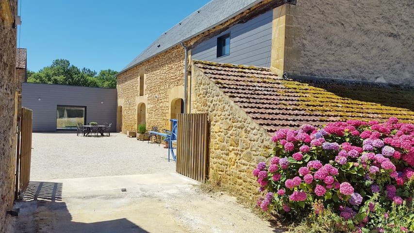 Le Petit Paradis Ch 2 - Ouverture le 1er juin 2017 - Groléjac - Casa