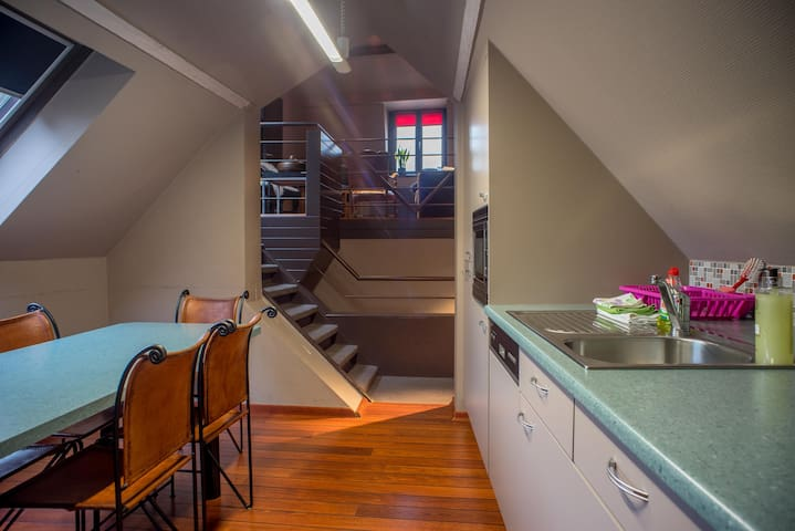 Fully equipped flat, your best deal in Bruges - Brugge - Huoneisto