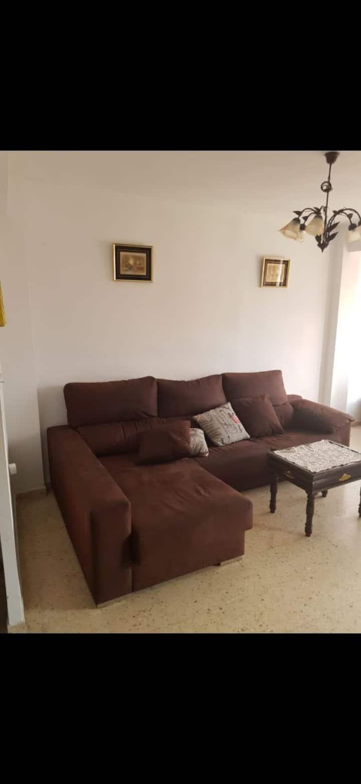 Apartamento en Burjassot a 10 min de Valencia