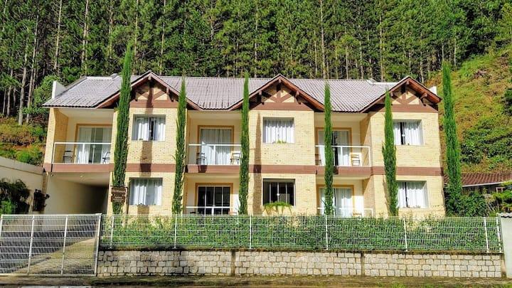 Villa Miramonti - apto de dois quartos