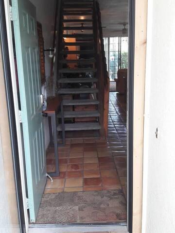 Main Entry doorway